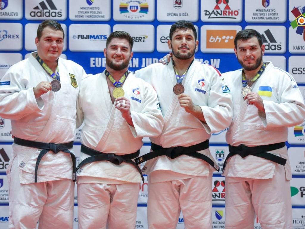Image de l'actu 'Résultats Open Européen de Judo Bosnie Herzégovine Sarajevo'