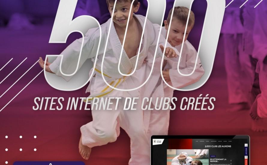 Sites clubs FFJUDO